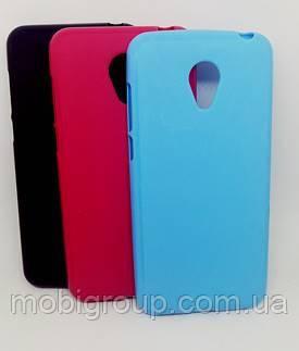 Плотный силиконовый чехол для Meizu M2