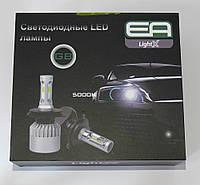 Светодиодные лампы основного света LED EALightX G8, H4, S1, фото 1