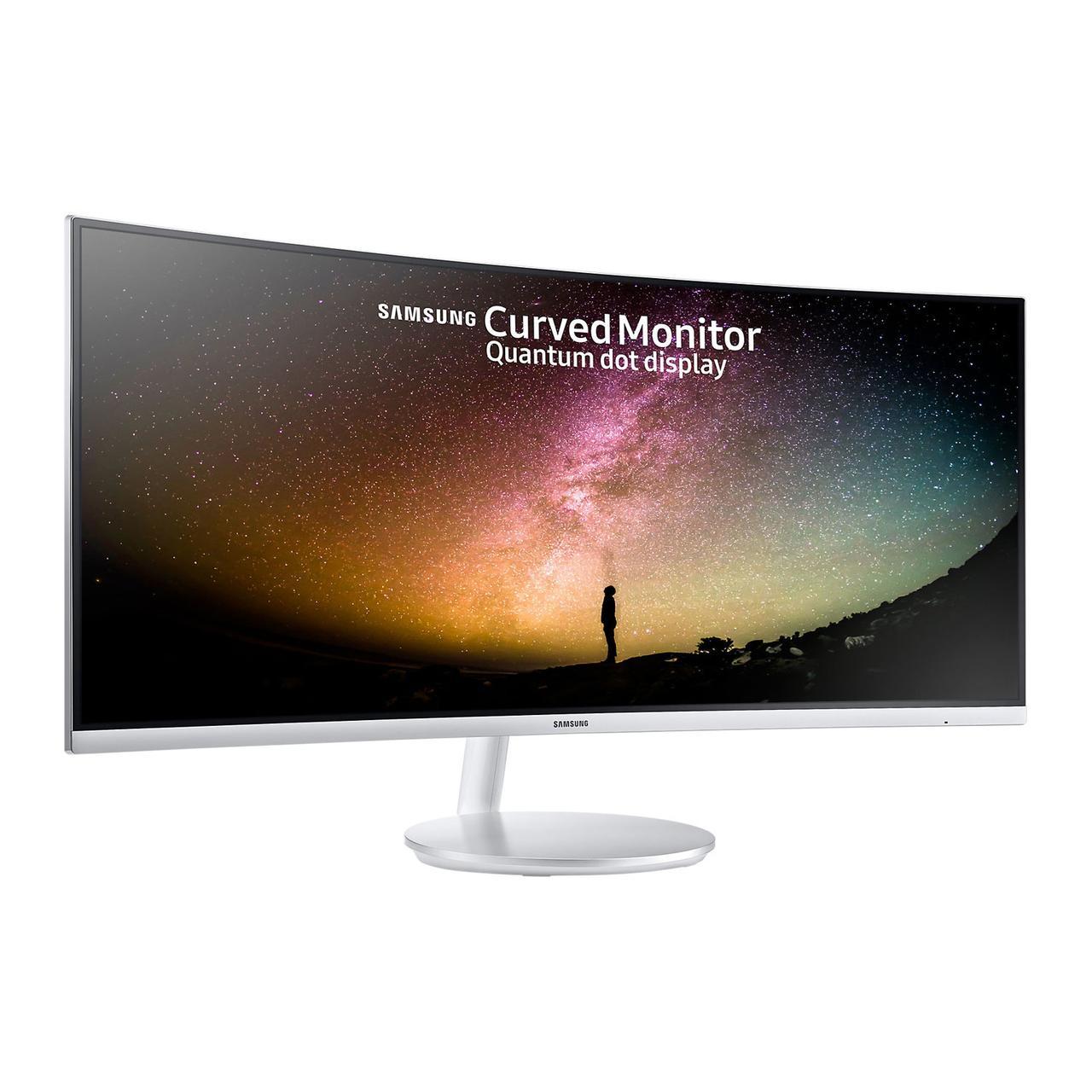 """Монитор Samsung LC34F791WQUXEN 4K 34"""" Curved Quantum VA """"Over-Stock"""""""