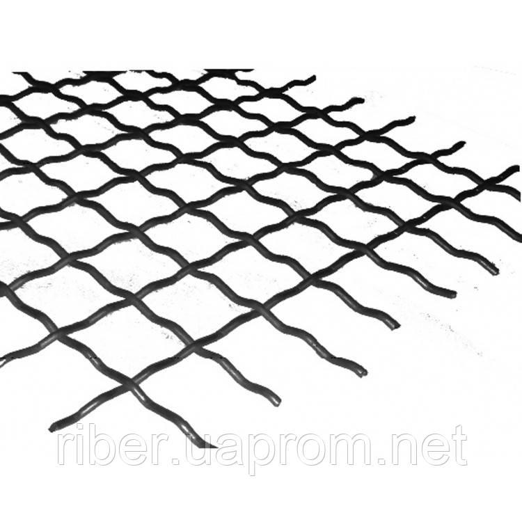 Канилированная сетка 50*50*6мм