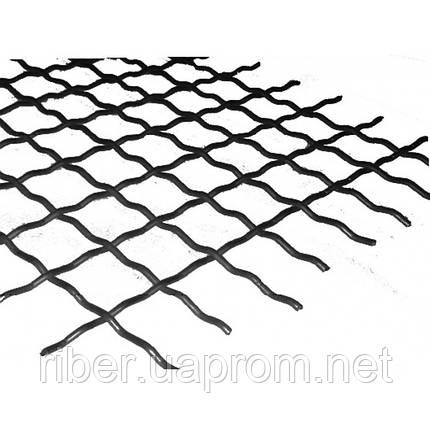 Канилированная сетка 50*50*6мм, фото 2