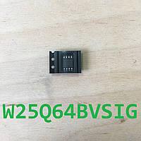 Микросхема  W25Q64BVSIG / 25Q64BVSIG