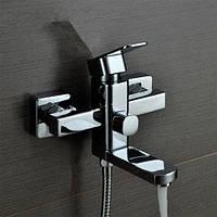 Смеситель для ванны и душа Rocio Aire bath.