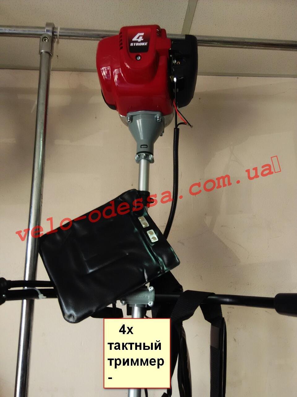Мотокоса Вайпер бензотример газонокосилка  Viper STROKE CG 438 B 4 тактная Акция