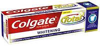 Зубная паста отбеливающая Colgate Total Whitening  75ml