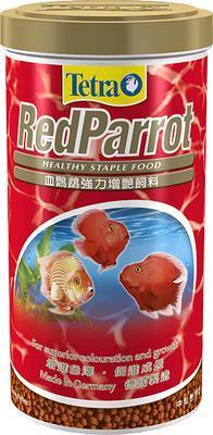 Tetra Red Parrot 1L - для красных попугаев