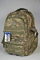 Рюкзак тактичний камуфльований 40 л. (піксель)
