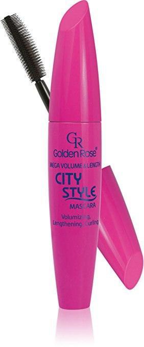 Тушь для ресниц Golden Rose City Style(ОПТ ОТ 12 ШТУК)