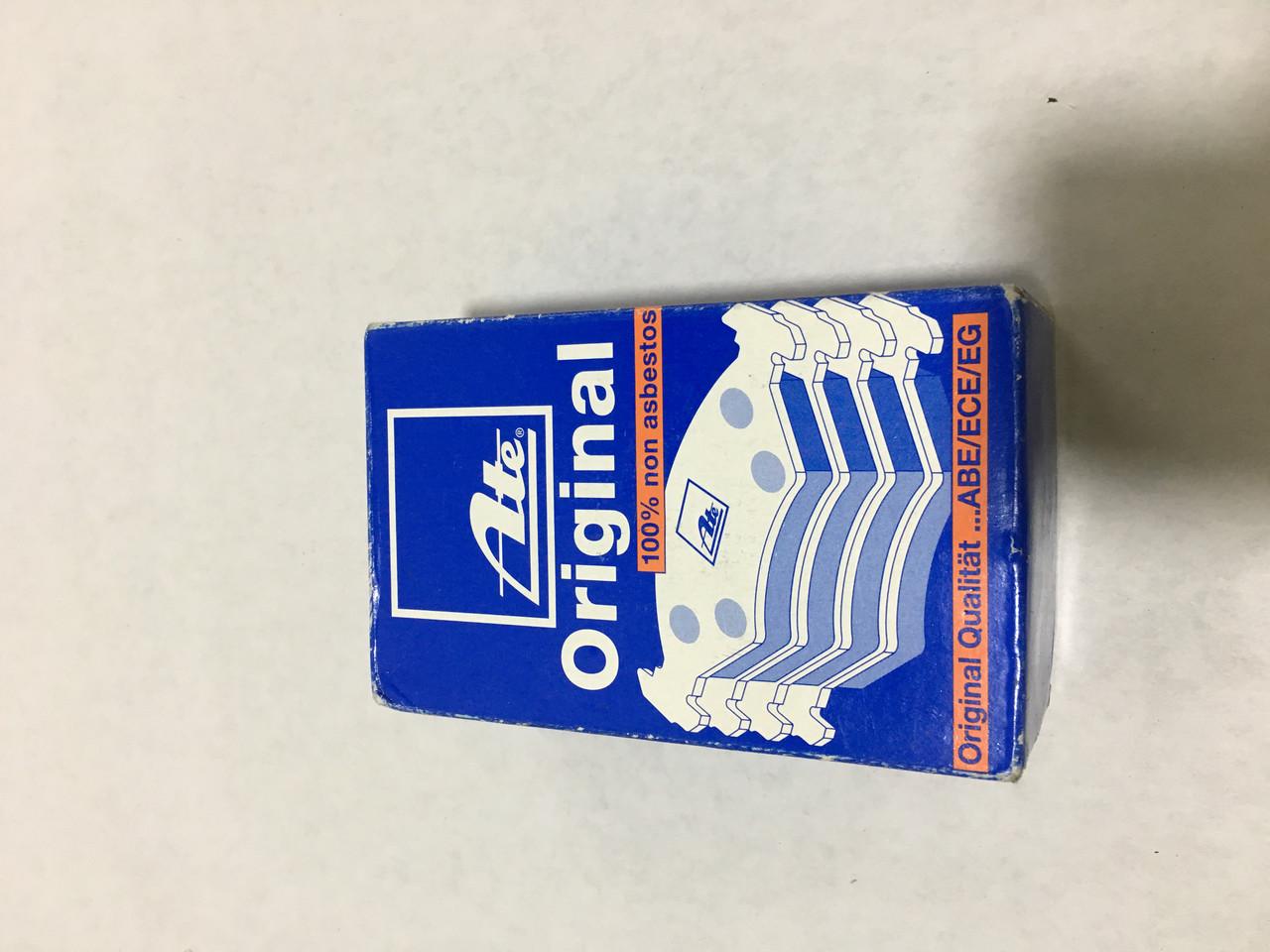Комплект тормозных колодок, дисковый тормоз ATE 13.0460-3822.2