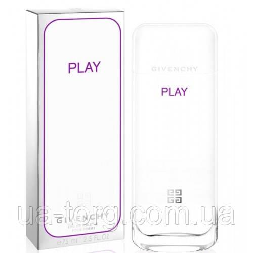 Женская парфюмированная вода Givenchy Play for Her Eau de Toilette  75ml