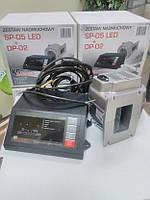 Комплект (вентилятор алюминиевый + автоматика) KG Elektronik LCD rus (Польша) для котлов на твердом топливе