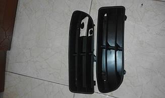 Решетка вентилятора, буфер Vw Bora
