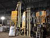 Обслуживание линии гранулирования (гранулирование лузги) завод растительных масел