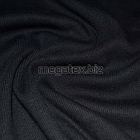 213783442 - трикотажная резинка черная (чулок) ш.110