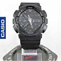 Часы Casio G-Shock GA110 Black. Реплика ТОП качества!, фото 1