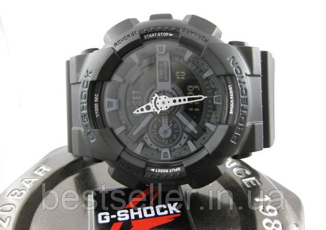 Часы Casio G Shock GA110 black. ТОП качество!