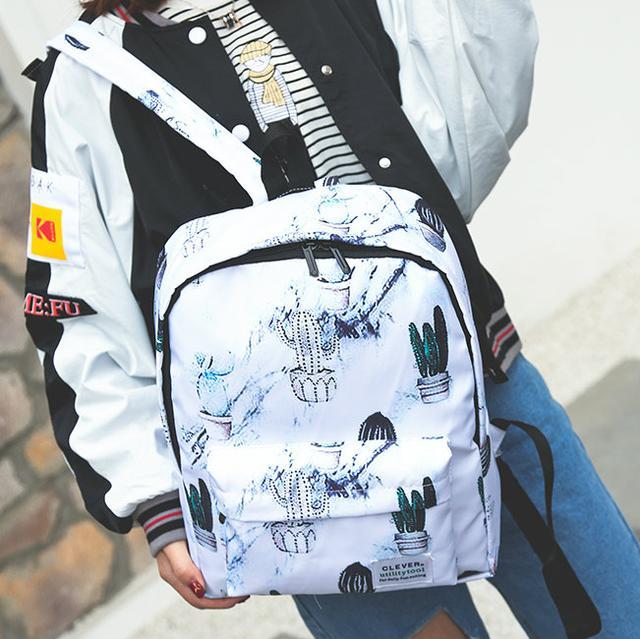 нейлоновый рюкзак