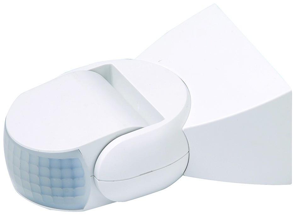 Датчик движения Horoz Electric MEGANE 180° белый IP65 (088-001-0008-010)