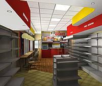 «3D» визуализация мебели для заправок