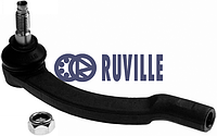 Наконечник тяги рулевой VOLVO 850,940, C70,S70 91-05 перед.мост слева (Пр-во Ruville) 916511