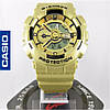 Часы Casio G-Shock GA110 Gold. Реплика ТОП качества!