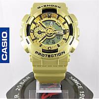 Часы Casio G-Shock GA110 Gold. Реплика ТОП качества!, фото 1