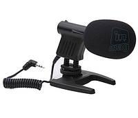 Внешний микрофон BOYA BY-VM01.