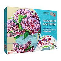 Картина по номерам Цветы весны ROSA START N0001379
