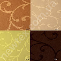Готовые тканевые ролеты Акант (8 цветов)