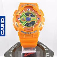 Часы Casio G-Shock GA110 Orange. ТОП качество!