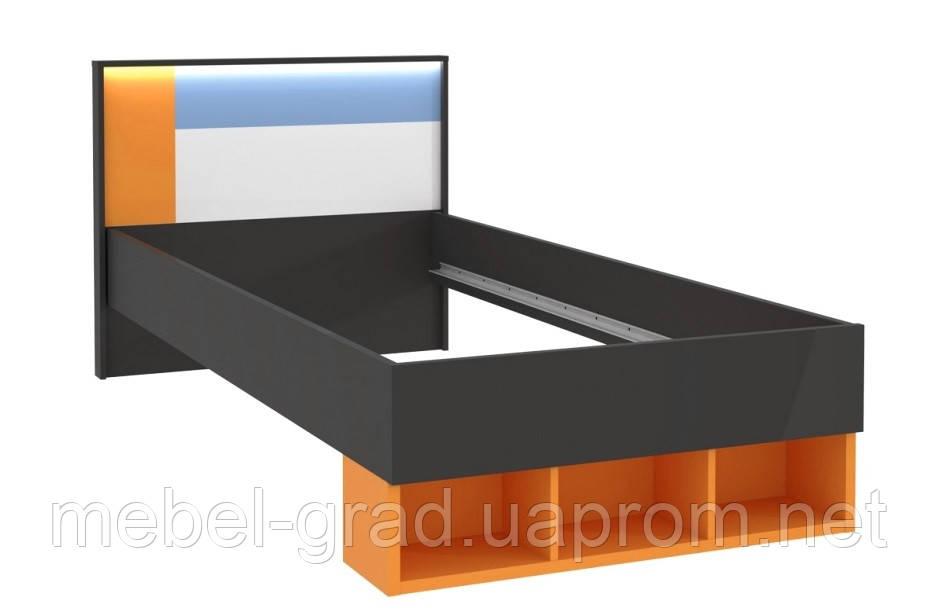 Детская кровать LORL091-C174 Colors / Колорс Forte