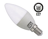 Светодиодная LED лампа свеча ULTRA-4-6K