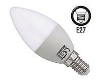 Светодиодная LED лампа свеча ULTRA-6-4K