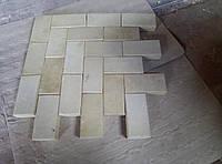 Кислотоупорная плитка, (ФЭМ, кирпич для мощения прямой) 248х124х55