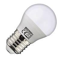 Светодиодная LED лампа шарик ELITE-6-4K