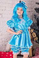 """Детский карнавальный костюм """"МАЛЬВИНА"""" для девочки на 3-8 лет"""