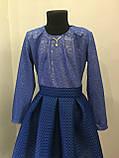 Платье для девочки подростка 140 см, фото 2