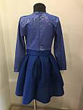 Платье для девочки подростка 140 см, фото 4