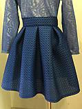 Платье для девочки подростка 140 см, фото 3