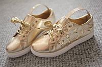 Женские кроссовки Dior Gold звезды осень весна 36-41