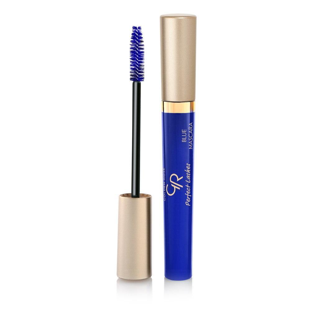 Тушь для ресниц Golden Rose Perfect Lashes Blue Mascara