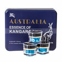 Australia Essence of Kangaroo (Синий Австралийский Кенгуру) цена за банку 10 таблеток