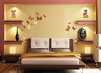Трафарет для стен artFauna 30,  64*44см