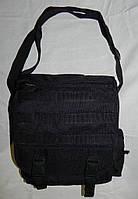 Сумка-планшет (черная), фото 1