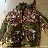 Теплый зимний костюм для охоты и рыбалки