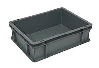 Пластиковый контейнер 400 х 300 х 120