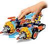 "Конструктор Bela Nexo Knight ""Бур-машина Акселя"" 10703 аналог Lego 70354, фото 3"