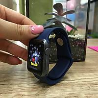 Ремешок для Apple Watch 38mm, темно-синий, DARK BLUE