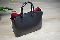 Черная сумка Virginia Conti 01387