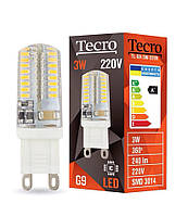 Светодиодная лампа TL-G9-3W-220V 4100K